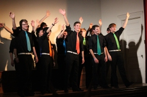 There Are No Ties – In Life or In A Cappella